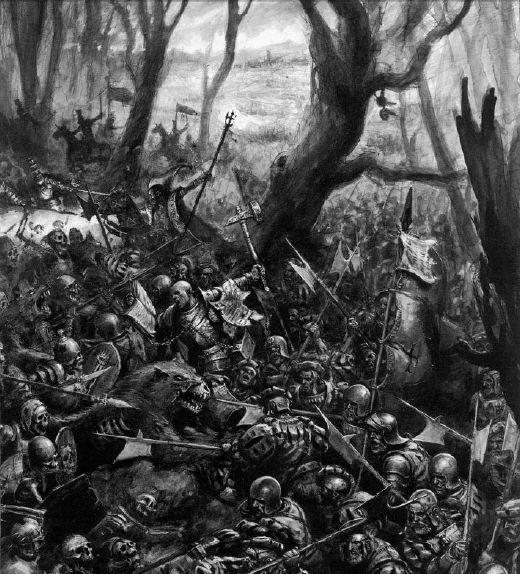 [Warhammer: Age of Sigmar] Collection d'images : Générique - Page 3 Hel_fenn