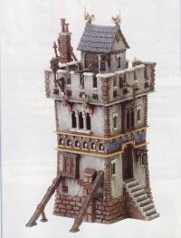 MiniaturenWarhammer Wachturm Warhammer
