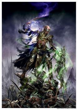 Nagash Warhammer Age Of Sigmar Lexicanum