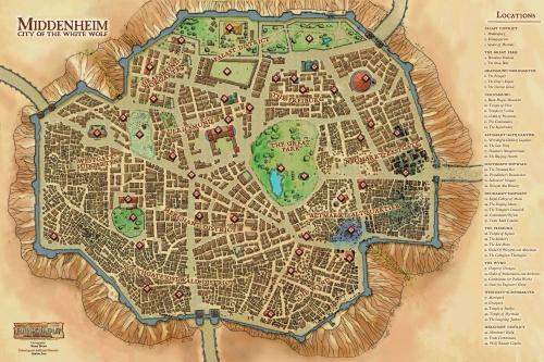 Middenheim – Warhammer - Age of Sigmar - Lexicanum